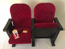 American Girl Doll Molly Retired Theater Seats, Licorice, Popcorn, Movie Ticket