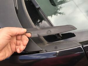 FIAT GRANDE PUNTO EVO & LATER WING TOP TRIM COVER 735412993 FITS L/H/S WING TOP
