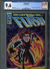 Flash #92 (1st Impulse) Cgc 9.6 Wp
