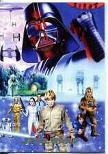 Star Wars Empire Strikes Back Illustrated Movie Poster Chase Card MP-3