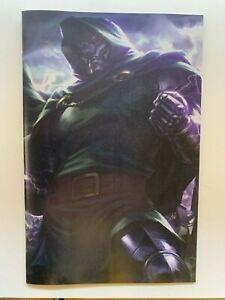 Fantastic Four #25 1:100 Artgerm Virgin Variant Marvel Comics 2020