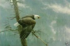 """Robert Bateman - """"The Air, the Forest and the Watch"""" Premier Edition 2 piece set"""