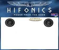Hifonics planare ZEUS tweeter 125 Watt RMS con costruzione comandi