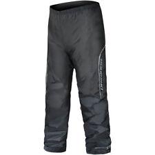 DRIRIDER Thunderwear 2 Wet Weather Rain Waterproof Black Motorcycle over Pants