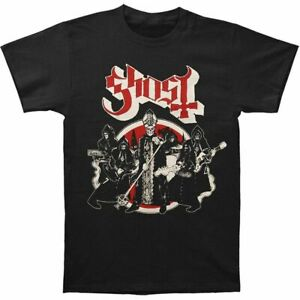 ** Ghost B.C Road To Rome T-Shirt OFFICIAL **