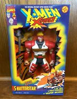 "Shatterstar Vintage X-Men X-Force Deluxe 10"" Action Figure New NIB Toybiz 1994"