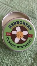 HerbGreen Scarand Acne removal - ClassicOintment SinusRelief Muscle Pain15 g