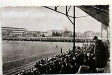 2766 CPA Fútbol Montbéliard Estadio Sochaux Francia Postales