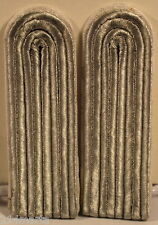 East German Germany Infantry Junior Officer Shoulder Boards Rank NVA DDR GDR