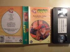 Plop/Pannenkoeken bakken  Videokassette/VHS