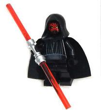 NUEVO LEGO STAR WARS DARTH MAUL MINIFIG Original Versión Figura MINIFIGURA 7101