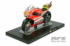 1:18 ducati desmosedici gp 11.1 - valentino rosi-Moto GP mugello 2011