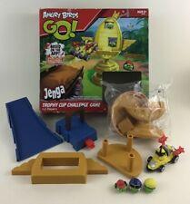 Angry Birds Go! Jenga Trophy Cup Challenge Game Rovio Hasbro Gaming Complete