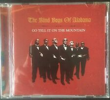 Go Tell It on the Mountain by The Blind Boys of Alabama (CD, Sep-2003, Real...