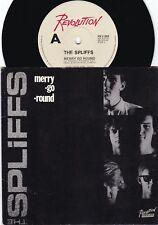 Spliffs ORIG OZ PS 45 Merry go round EX '86 Revolution REV002 Jangly guitar rock