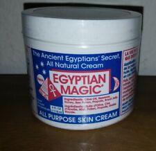 Egyptian Magic All Purpose Skin Cream 118ml / 4oz Sealed expires 8/2022 natural
