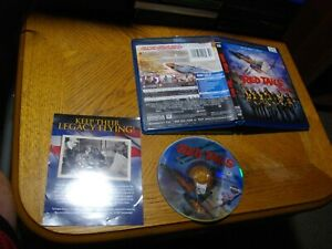 red tails dvd only