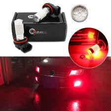 2pcs Red High Power H8/H11 144SMD LED Car Fog Lamps Daytime Running Lights DRL