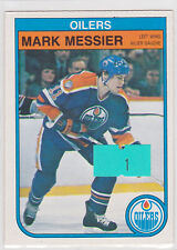 1982 82-83 O-Pee-Chee #117 Mark Messier 3rd Year NM/MT+