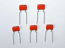 10 x NOS 0.1uF .1uF 10% 100V Philips MKT368 Capacitors Tube Amplifier