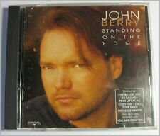 John Berry Standing on the Edge Used CD
