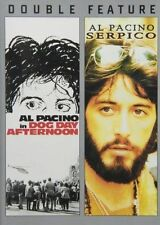 Serpico / Dog Day Afternoon (DVD, 2014, 2-Disc Set) Usually ships in 12 hours!!!