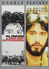 Serpico / Dog Day Afternoon = Al Pacino (DVD, 2014, 2-Disc Set)