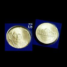 2009 P Jefferson Nickel ~ Satin Mint Strike ~ Original Mint Wrapper