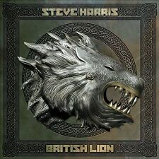 Steve Harris - British Lion  (Bass) (CD, Sep-2012) IRON MAIDEN