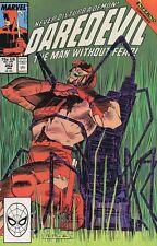 Daredevil #262 Near Mint (Vol 1 1963) Inferno Crossover