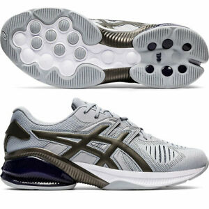 ASICS MEN'S GEL-QUANTUM INFINITY JIN RUNNING SHOES SZ:10.5 M PIEDMONT GREY 20383
