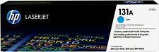 Hp cartucho de Tóner original LaserJet 131a cian