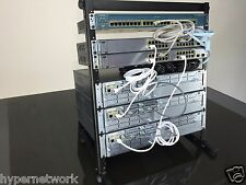 Cisco Ccna Ccnp V2.0 R&S Voice Sec Lab Kit 12U Rack Included