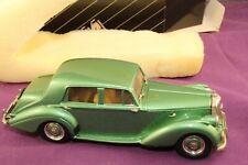 "Western Models 1:43 WMS 58 1953 Bentley ""R"" Type"