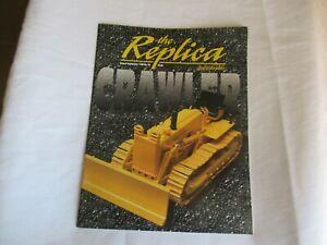 1998 Replica ERTL toy catalog brochure John Deere 730 420 Case 800