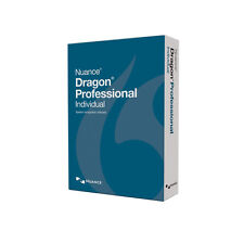 Nuance Dragon Professional Individual V15 deutsch 2 PC 1 Benutzer