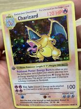 Card pokemon first edition 1 Base Set 55 cards (READ DESCRIPTION) Charizard