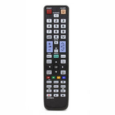Replacement Remote control for Samsung 3D TV`S PS50C680 PS50C680G5F PS50C680G5K