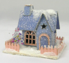 "CHM - ""LIttle Star"" Miniature Putz House Kit"