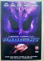 Progeny DVD 1999 Cult Horror Alien Fantascienza Film