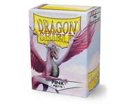 Pink Matte 100 ct Dragon Shield Sleeves Standard Size FREE SHIPPING! 10% OFF 2+