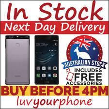 Huawei P9 EVA-L09 32GB Grey Dual 12MP 4G Unlocked Smartphone AU Model