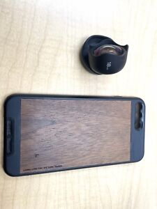 Iphone Walnut Case For 8 Plus And Wide Angle Lens