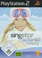 PS 2 - Spiel ~ SingStar: APRÈS-SKI PARTY ~