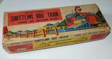 Yonesawa  Shuttling Dog Train - Japon Métal - années 60
