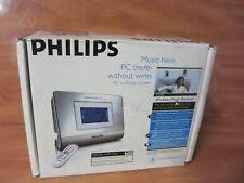 Philips Wireless Music Receiver SLA5500. New Opened Box. FREE SHIPPING.