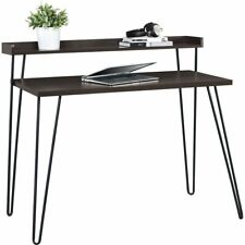 Jonesboro Retro Desk with Riser Can Hold Lap Top Notes Books Office Furniture