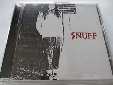 SNUFF - Self-Titled CD 2014 Edition NEW Finnish Noise Bizarre Uproar Grunt