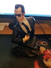 The MATRIX Bust Statue Agent Smith Gentle Giant
