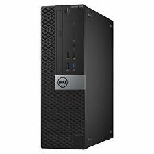 More details for dell 5040 sff desktop pc - intel i3-6100 3.7ghz processor - 4gb ram - 500gb hdd